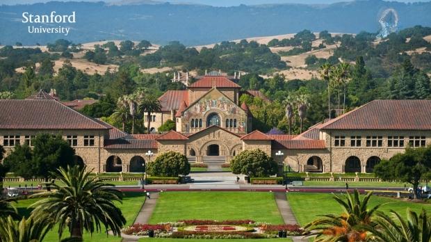 Stanford Aerial